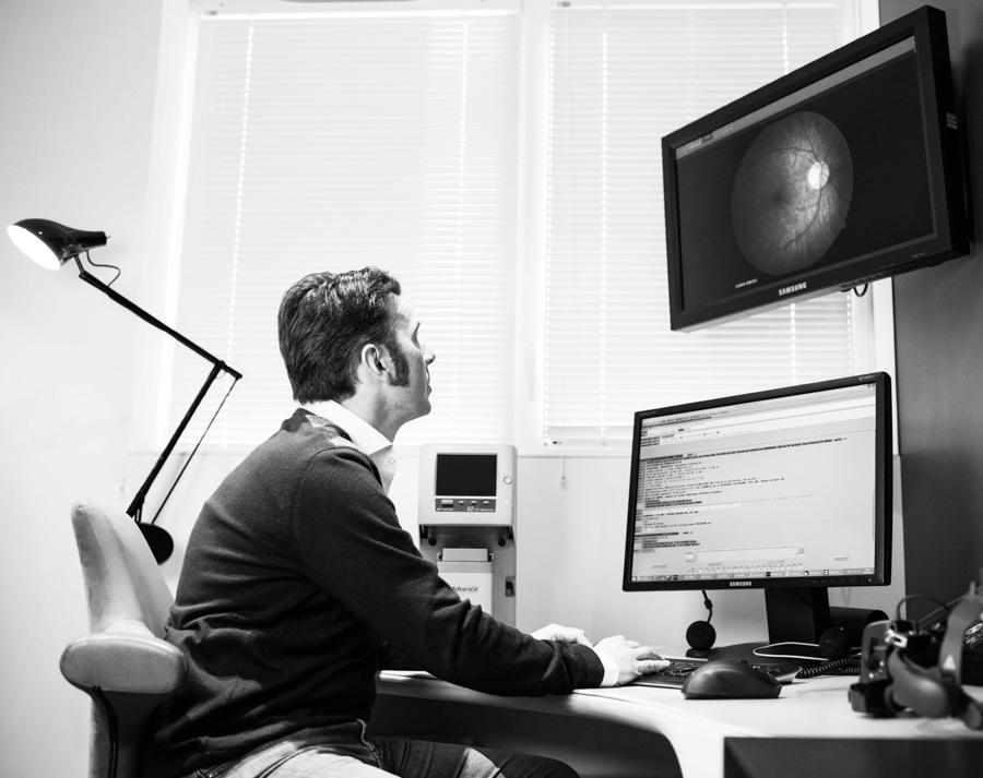 La chirurgie réfractive au laser - myopie, presbytie, hypermétropie, astigmatisme