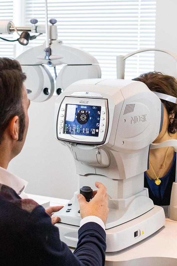 Ophtalmologiste à Saint-Malo